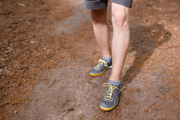 Men's hiking sneakers