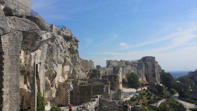 Ruine château