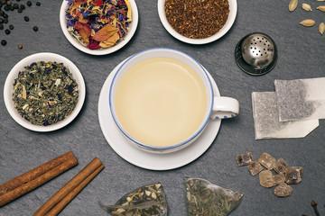 The variety of tea