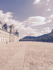 8th Wonder of the World Spain El Escorial
