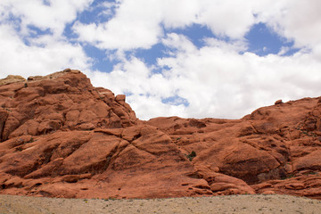 Red Rock Canyon Formation