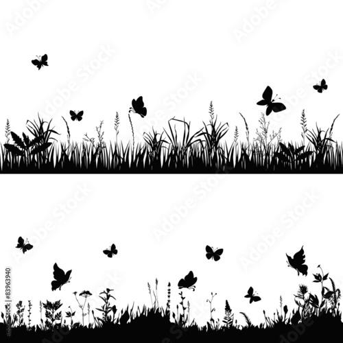 silhouette meadows