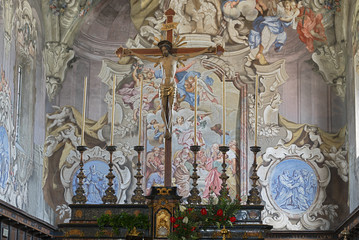 Chiesa di San Colombano Bobbio Piacenza