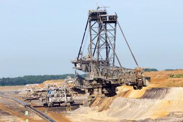 Mining equiment