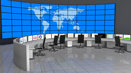 Network / Security Operations Center (NOC / SOC)