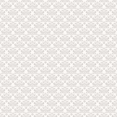 Seamless wallpapers in the style of Baroque . Can be used for