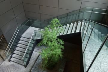 Keuken foto achterwand Trappen 階段