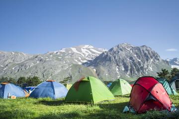 kamp yapmak&kampçılık