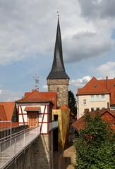 Schützenmuseum, Wehrgang und Westerturm in Duderstadt