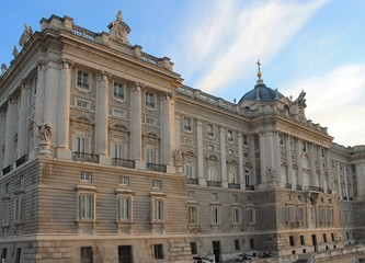 Madrid, Spain, the Royal Palace