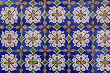 La pose en embrasure Tuiles Marocaines Azulejos de Lisbonne