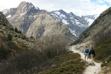 Randonnée Trekking Massif des Ecrins Alpes françaises