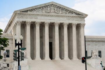 United Stats Supreme Court Building