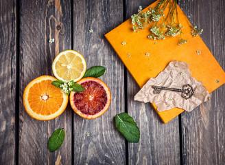 Taste of citrus