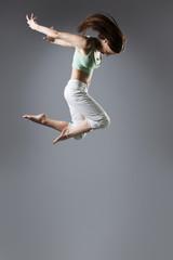 beauty girl dance