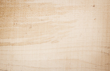 rough natural wood panel veneer close up