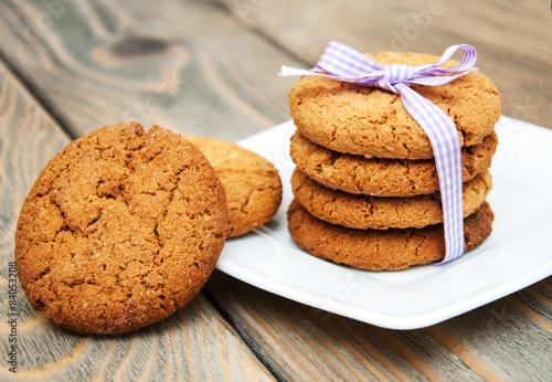 Овсяное печенье как сделать дома