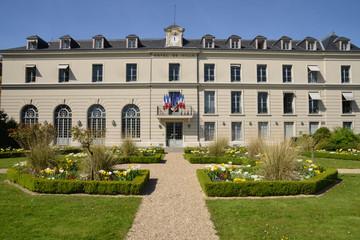 France, the picturesque city of Saint Germain en Laye