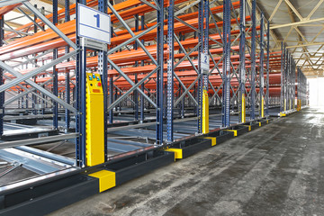 Automation warehouse