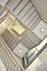 Vertical Staircase