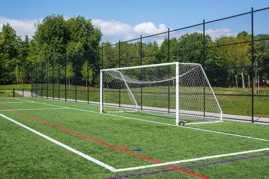Soccer gates