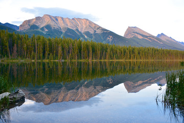 Honeymoon Lake, Alberta, Kanada