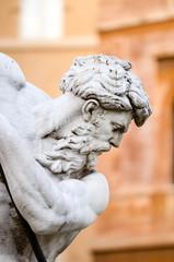 Neptune, Piazza Navona in Rome Italy