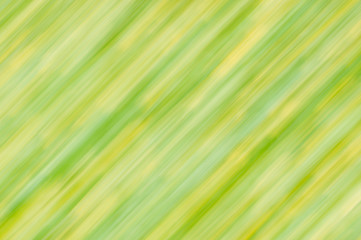 Striped natural background in green and yellow tints