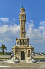 Fotomurales - Izmir Clock Tower