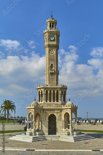 Fototapete Izmir Clock Tower