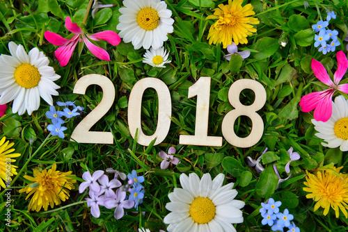 2018 jahr silvester neujahr stockfotos und lizenzfreie. Black Bedroom Furniture Sets. Home Design Ideas