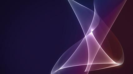 dimension graph purple color background
