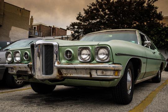 Rusty Pontiac Catalina