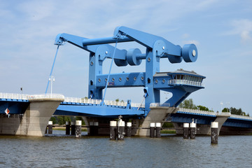 Hydraulik Poertool; the Usedom Bridge