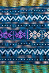 thai silk fabric texture