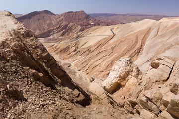 Egypt Israel border boundary fence desert mountains