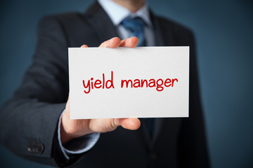 Yield manager