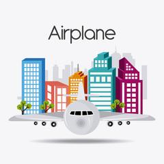 Airplane design.