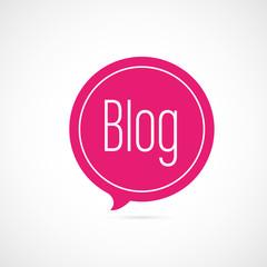 """bulle """"blog"""""""