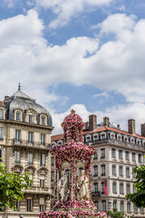 Festival mondial de la rose, Lyon roses 2015