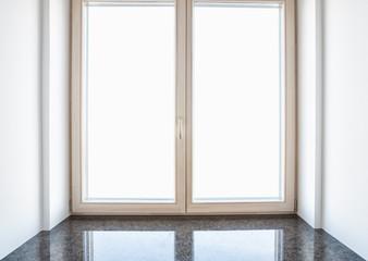 Window with windowsill