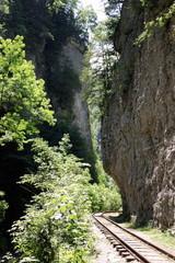 Железная дорога через горы