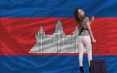 tourist travel to cambodia
