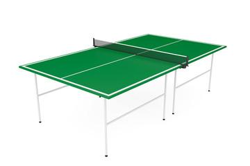 Ping-pong tennis table