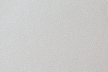 White leather texture background Wall mural