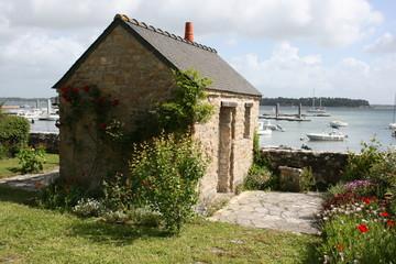 Maisonnette à Locmariaquer (Bretagne, Morbihan)