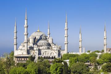Bllue mosque, Istanbul, Turkey