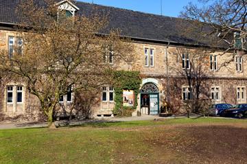 Marstall und Museum, Schloss Bückeburg