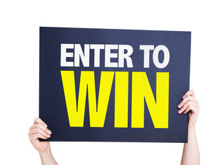 Image result for ENTER PRIZE DRAW