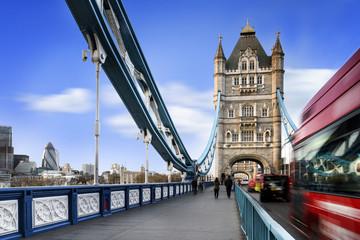 Tower Bridge, London city